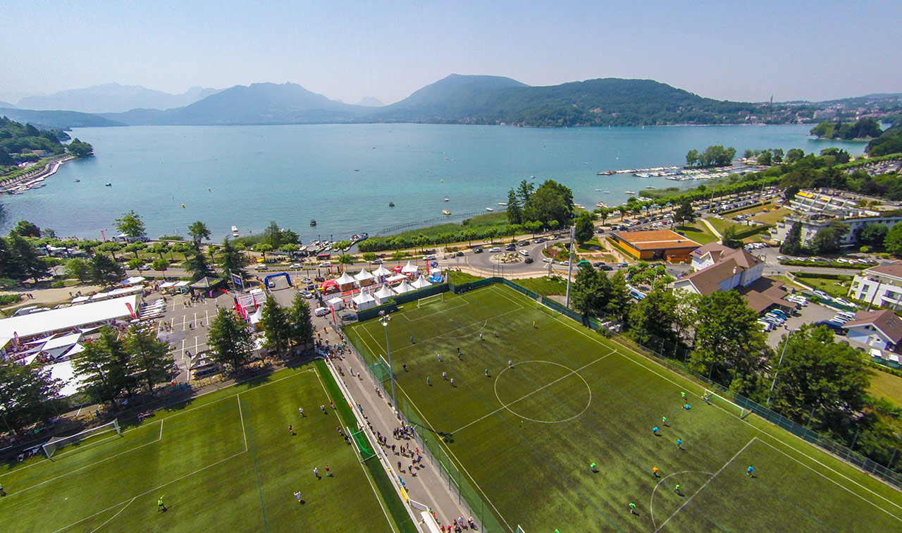 Welcome to the Annecy Corporate Games